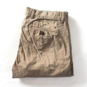 Tommy Hilfiger semi-casual tan pants
